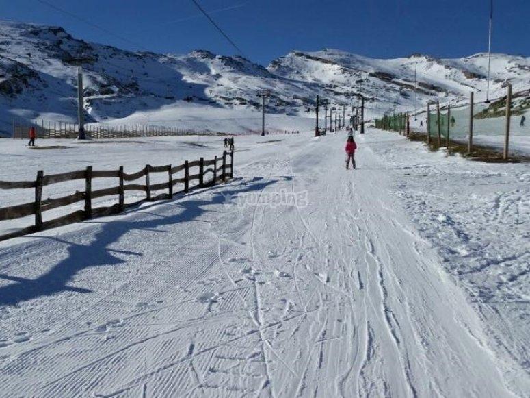 Get yout ski pass