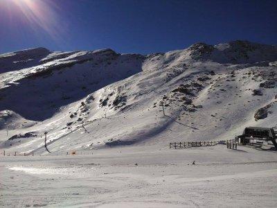 Alto Campoo adult ski pass 10 days high season