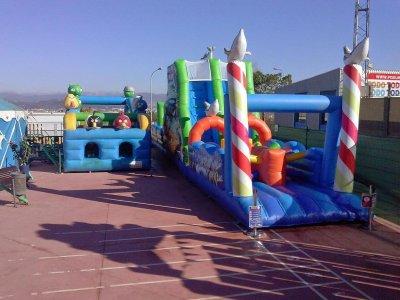 Lauropark Centro de Ocio Parques Infantiles