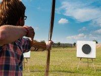 Diferentes pruebas para el tiro con arco