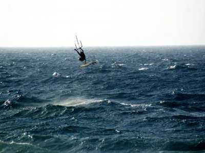 B1 Kiteboarding