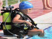 潜水员课程开放水域潜水员纳瓦拉