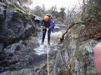 Barranco Aguas Termales en los Pirineos con fotos