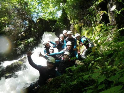 Induction To Canyoning León