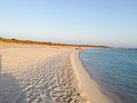 Visit the beaches of Formentera in ship