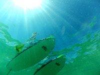 La Fosca桨冲浪