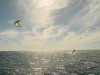 kitesurf mediterraneo