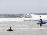 Dia de surf para todas las edades