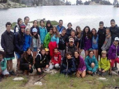 Campamento de verano Ordesa 9 días