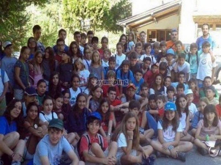 grupos camp