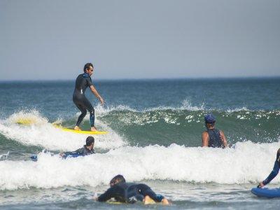 Surf en Semana Santa Sopelana 5 días