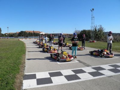 Karting Jávea Team Building