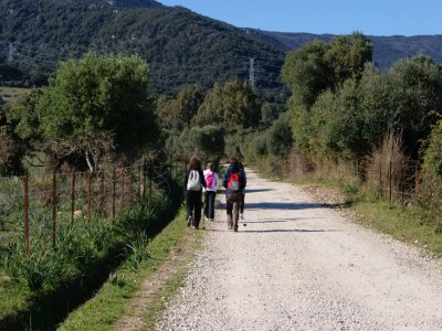 Accommodation and hiking in Alcalá de los Gazules