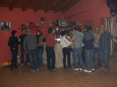 Capea in Navarra+ranching visit+paella