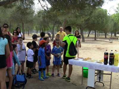 Fdefutbol Campamentos Urbanos