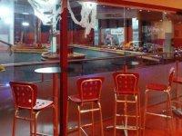 cafeteria y palco