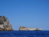 相约钓鱼在伊比沙岛日落钓鱼