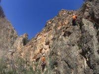 Curso de escalada en Játiva 4 horas