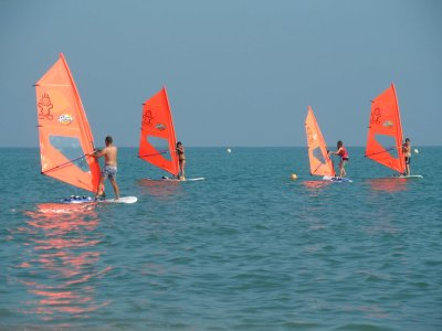 Club Windsurfing Mar Azul