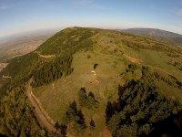 乘坐拉里奥哈的滑翔伞飞行,视频15分钟