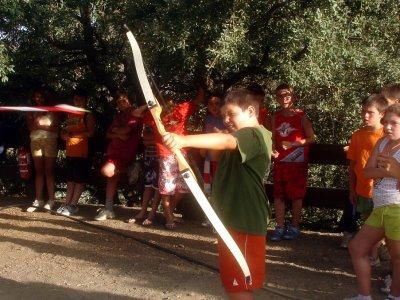Campamento en la Alpujarra del 15 al 30 de julio