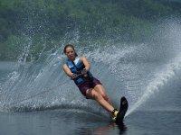 Esquí acuático en estado puro