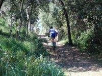 骑山地自行车探索山地自行车路线