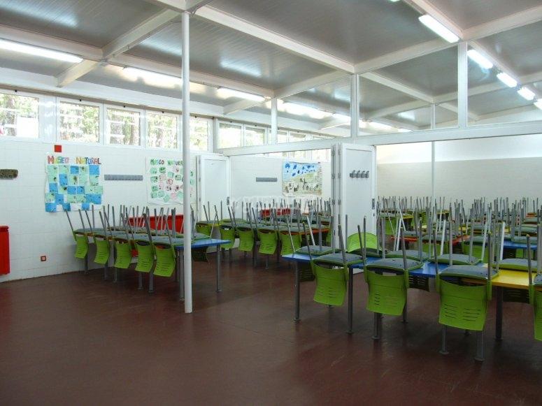 Amplias instalaciones