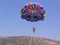 纯滑伞滑伞滑伞所有安全