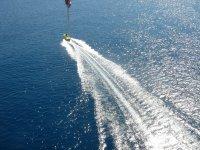 Barco de parascending