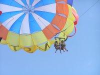 滑伞喷射船游览