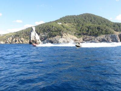 Alquiler moto de agua Ibiza 1 día con titulación
