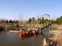 Canoas biplaza