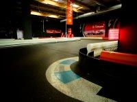 Curva del karting en Jerez