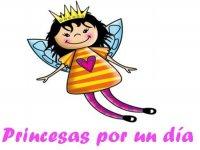 Princesas por un día Parques Infantiles