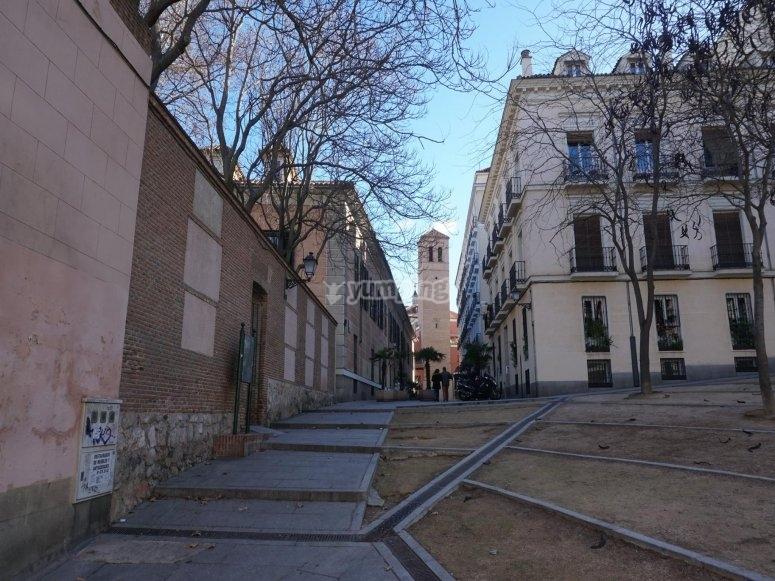 Paseo por los barrios mas tipicos de la capital