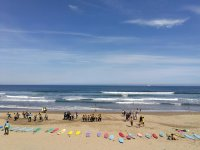 Surf camp a Playa de Salinas