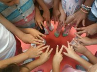 Parque infantil Mairena del Aljarafe sesión 30 min
