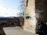 第一周BMX监视器杀死它的街道上Wallride