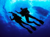 Underwater descent