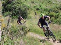 Rutas para ciclistas en la montaña