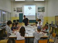 English classroom