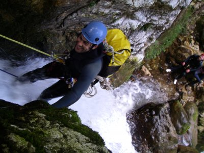 5 h canyoning from Llanes, Asturias