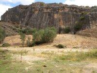 Patones de Arriba的山区