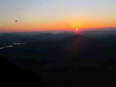 双座滑翔伞Algodonales 1小时