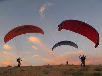 Algodonal滑翔伞飞行启动课程