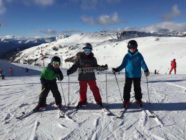 格兰瓦拉滑雪