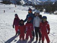 Viaje familiar esquí Grandvalira Sem. Santa niños