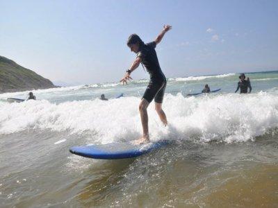 Surfing coaching, 2 hours, Sopelana.