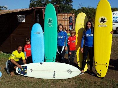 Rodiles summer surf camp 1 settimana